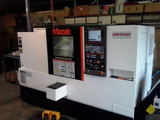 mazak smart turn 200 cnc lathe